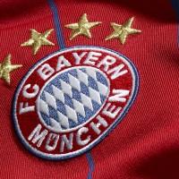 FC Bayern Munich Jersey Logo