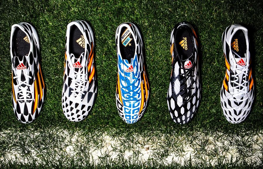 New Adidas War Pack Boots