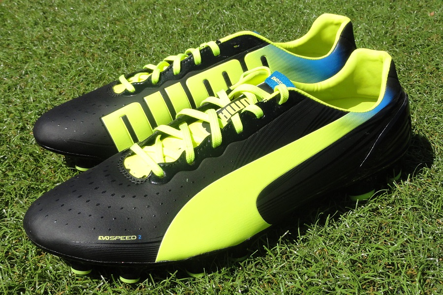 puma mens evospeed 5 fg football boots review