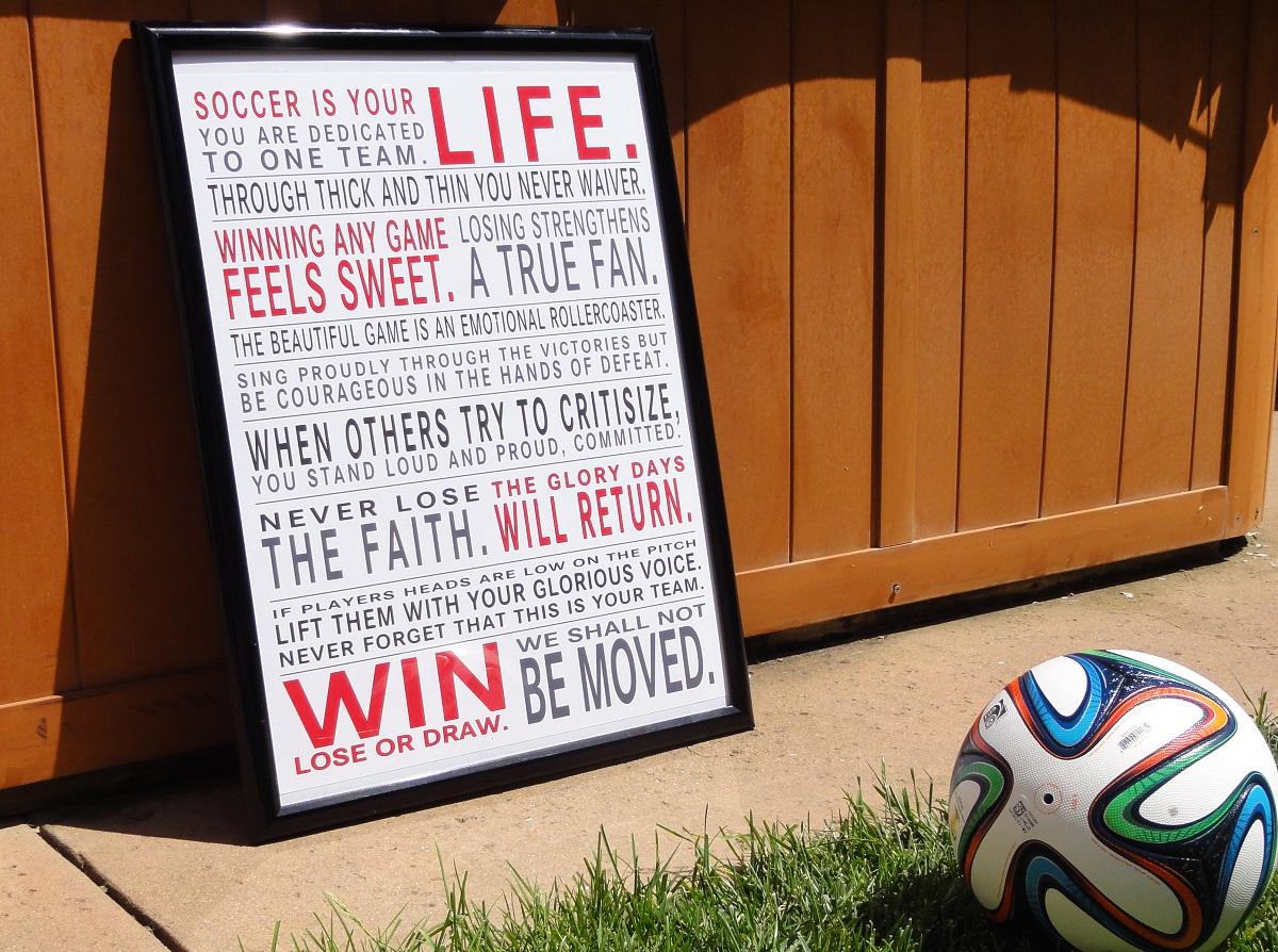 Ultimate Soccer Fan