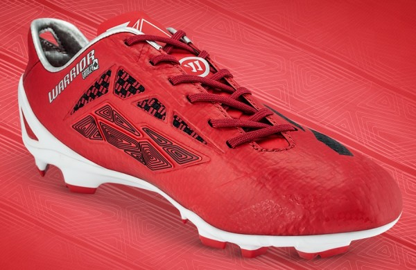 Warrior Gambler Red and Silver