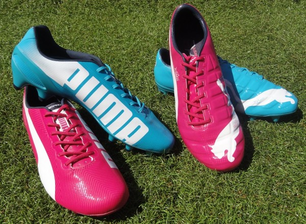 evoPOWER and evoSPEED Tricks