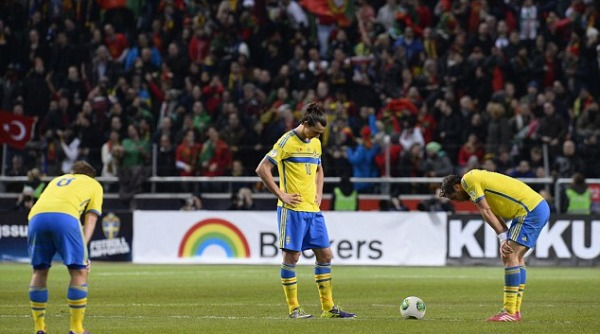sweden fails to qualify for the world cup