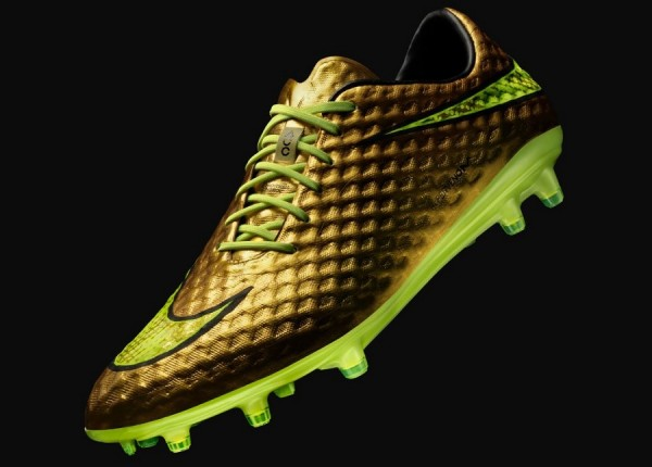 Gold Hypervenom Phantom