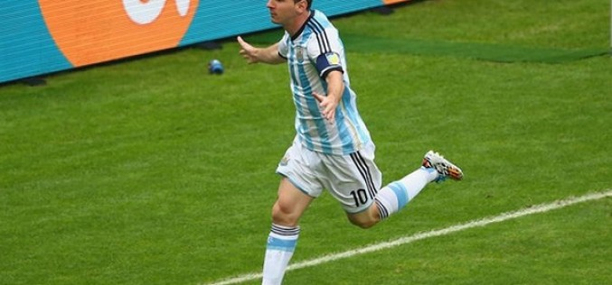World Cup Boot Recap Day 14 – Messi Hits Top Stride