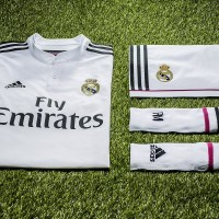 New Real Madrid Home Kit