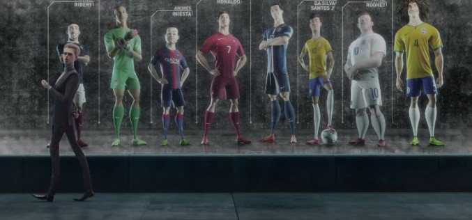 "Nike #riskeverything – ""The Last Game"""