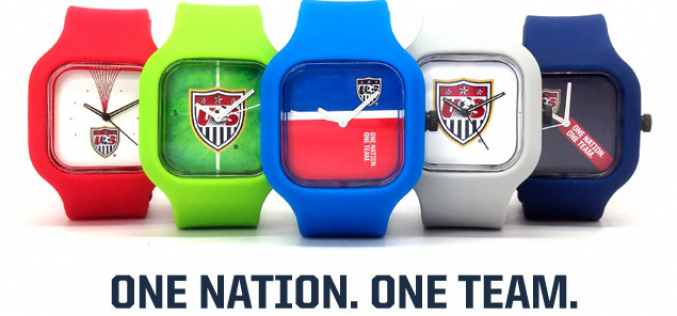 Modify Watches' Full USMNT Collection