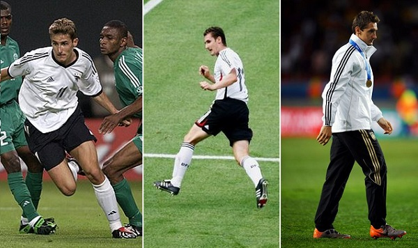 Klose World Cups