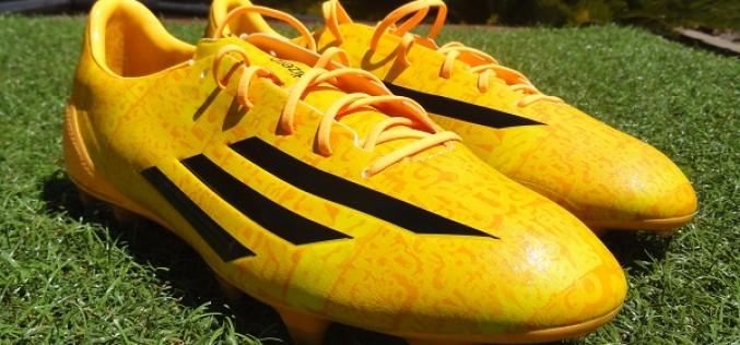Up Close With Lionel Messi's Latest La Liga Boots!
