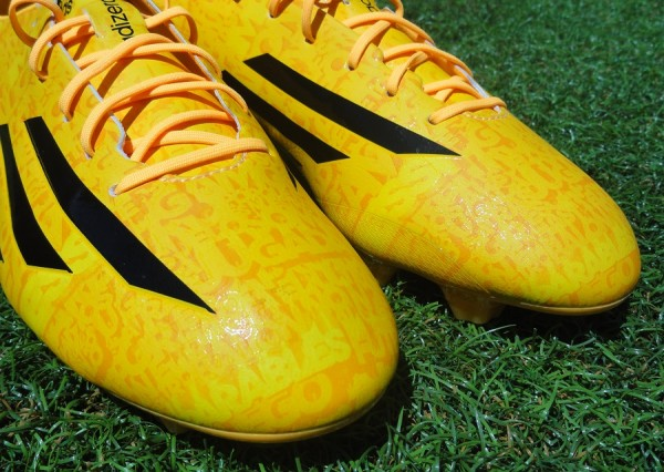 Messi adiZero Upper
