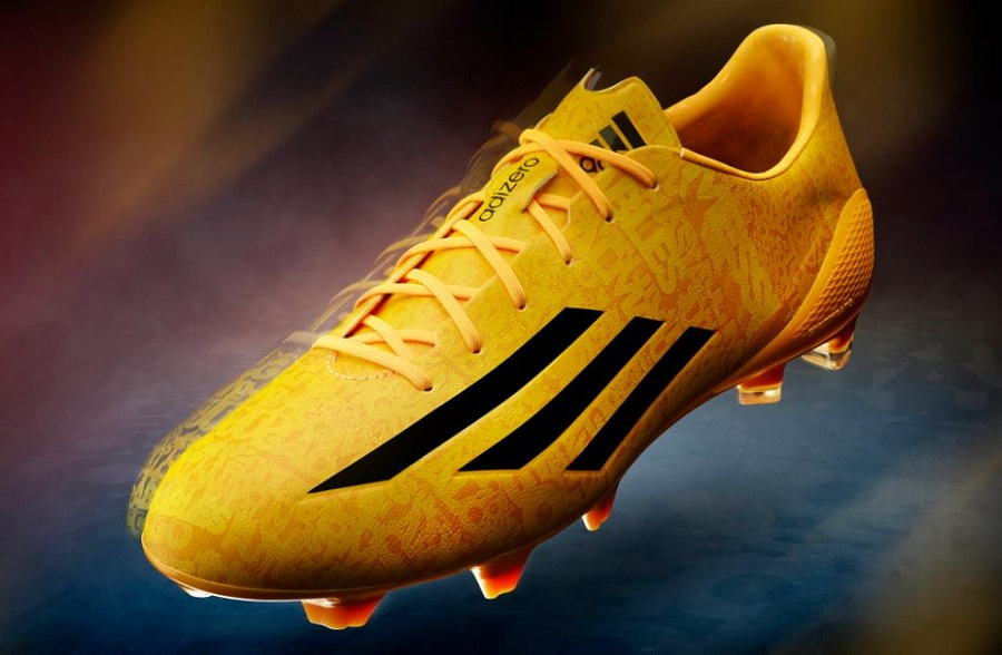 d91c42d7393 Lionel Messi Gets New Signature Pair of adiZero F50