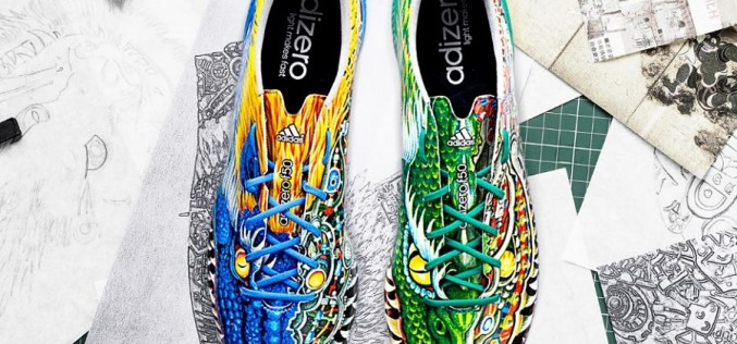 How to get your pair of Limited Edition F50 adiZero Y-3!