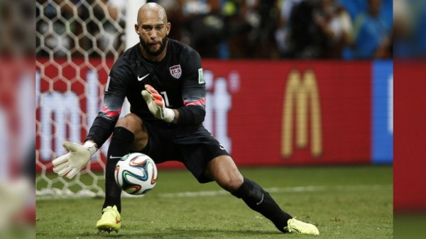 tim howard usmnt everton