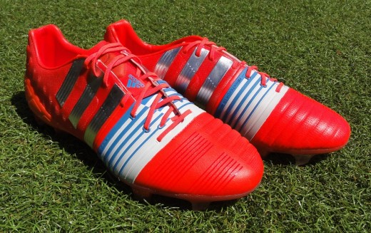 """Adidas Nitrocharge """"Second Generation"""" Review"""