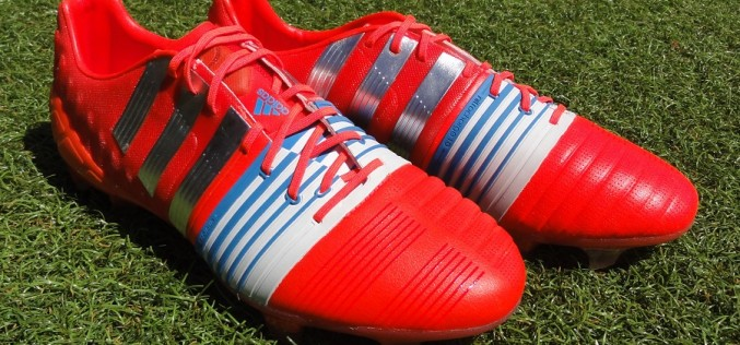 "Adidas Nitrocharge ""Second Generation"" Review"
