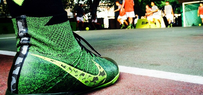 What is it Like to Freestyle in the Nike Elastico Superfly?