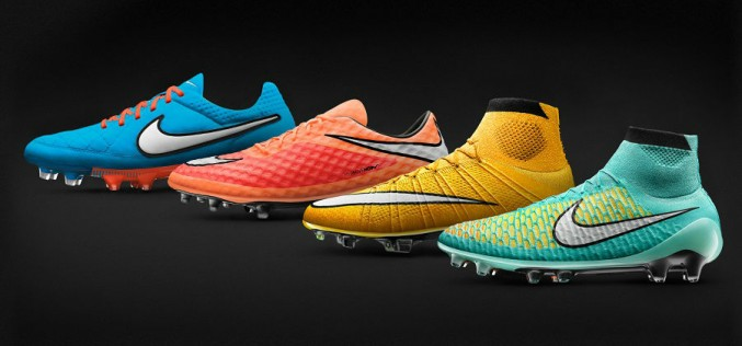 Get Set For Four Striking New Nike Colorways!