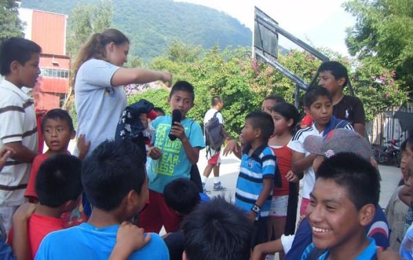 One in Guatemala