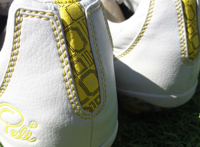 Pele 1970 Heel Details