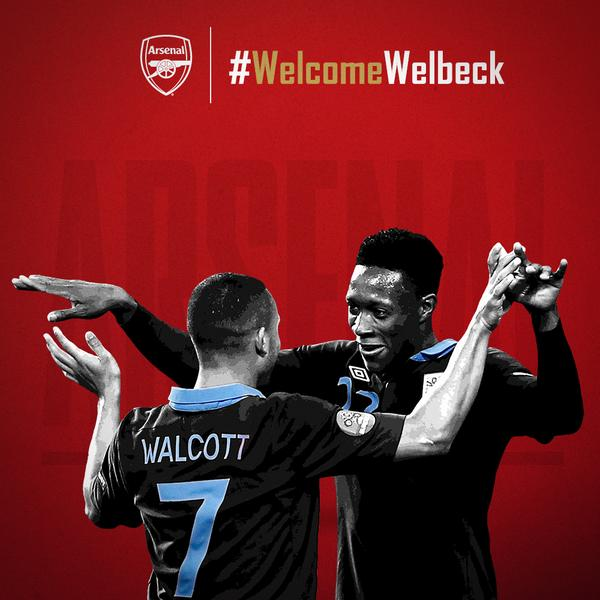 Welbeck to arsenal
