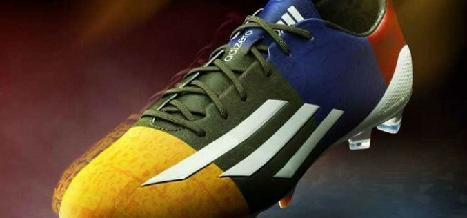 Messi adiZero F50 – Champions League Edition
