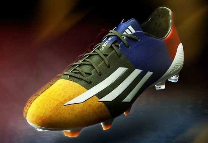 adiZero f50 Messi Champions League