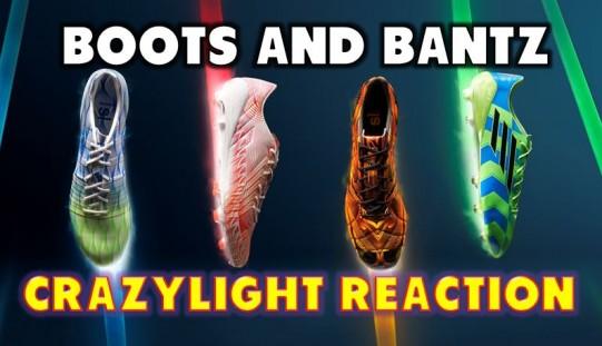 Boots and Bantz, Ep1 – Adidas Crazylight Reaction