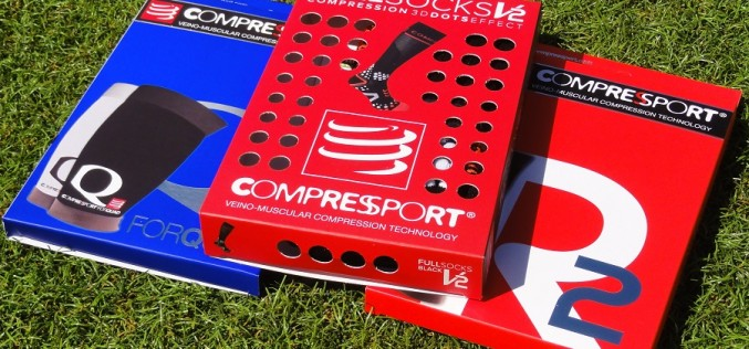 Help Your Body Recover Post Game – Compressport Review