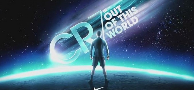 "Cristiano Ronaldo and His Superfly CR7 are ""Out of this World"""