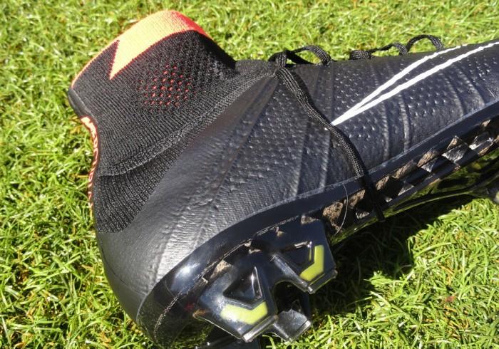 Nike Superfly IV Heel Design