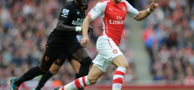Aaron Ramsey to Gamble on Warrior?