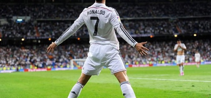 How Much Does Cristiano Ronaldo Like His Current Superfly?