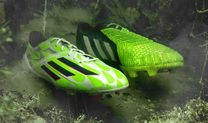 Supernatural Predator and adiZero