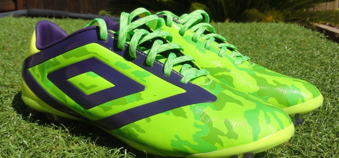 What You Need to Know About the Umbro GeoFLARE!