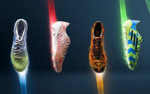"Adidas Go ""Crazylight"" Over All 4 Boot Silos!"