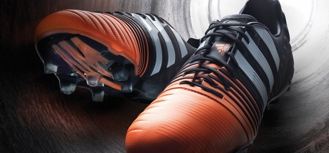 Adidas Update the Second Generation Nitrocharge