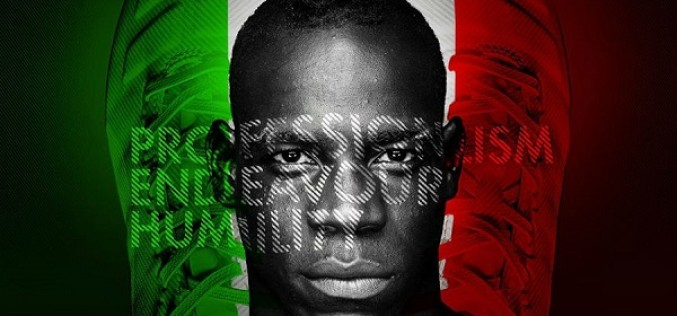 Mario Balotelli's Custom evoPOWER Tricks MB45 Boots!