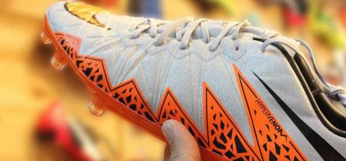 Could This be the Nike Hypervenom II?