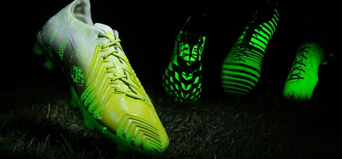 "Adidas Predator Instinct ""Hunt"" – Glow in the Dark!"