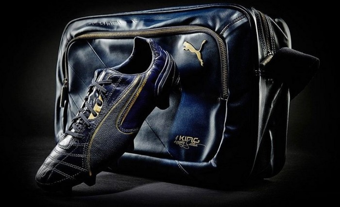 Puma King Lux 24 Carat Gold