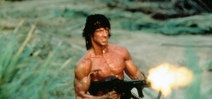 Even Rambo Needs a Little Balance in his Life