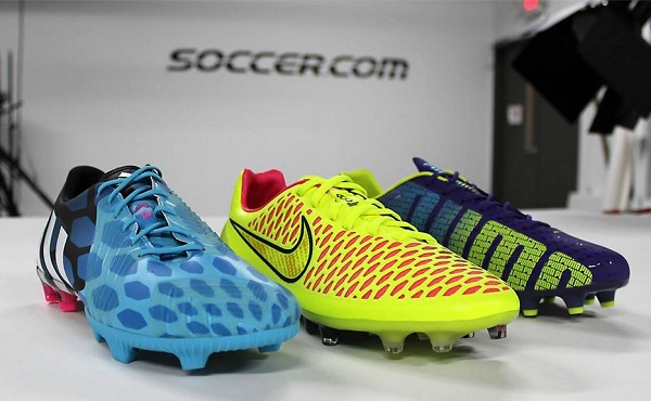 Soccer cleats release dates in Auckland