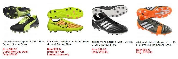 SoccerSavings Cyber Monday