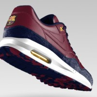 low cost 8a6bd 19681 Nike Air Max 1 ID FC Barcelona Published November 3 2014 Style Code JBJHUMR  For the most dedicated fans that want to match up the home and away kits  with ...