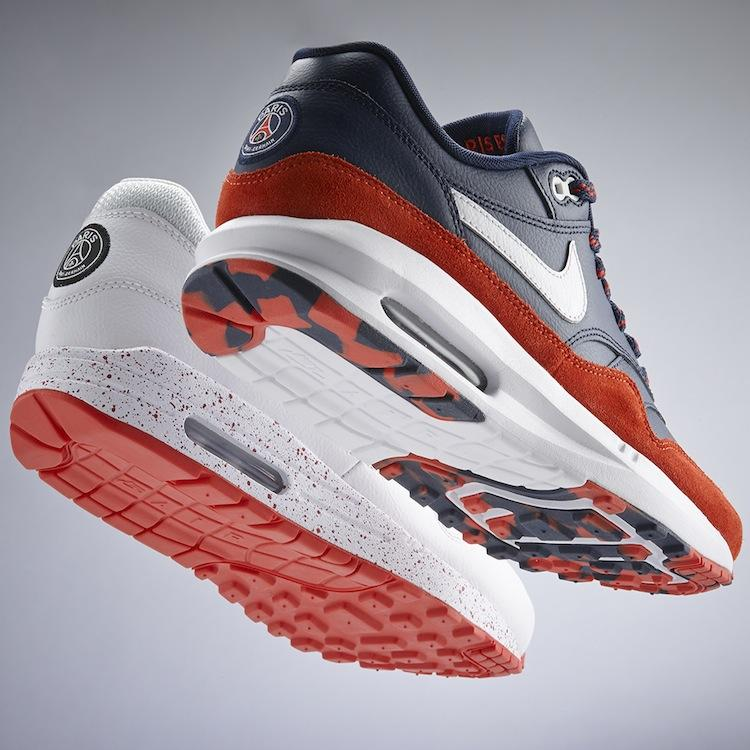 air max 1 nikeid psg Soccer Cleats 101