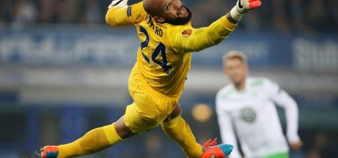 Tim Howard Wins U.S. Soccer Male Athlete of the Year