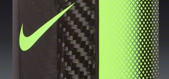 And Then There Were Carbon Fiber ShinGuards….