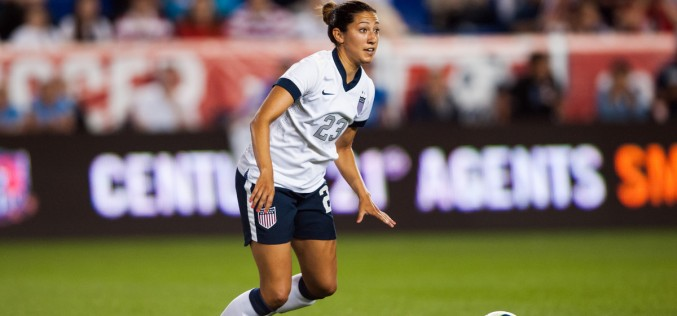 Why the US Women's NT WEREN'T Drawn in the Group of Death