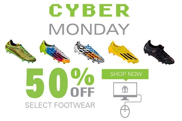 Looking for the best cyber monday soccer deals? Here I'll be listing all the deals I can find on the biggest online shopping day of the year.